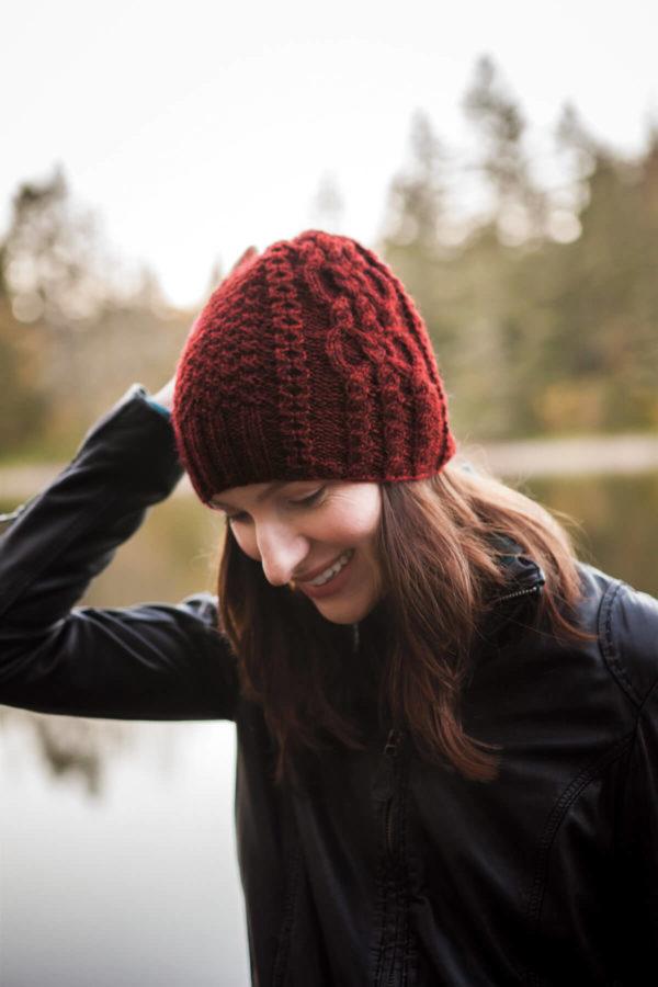 Kidalton Hat by Bridget Pupillo