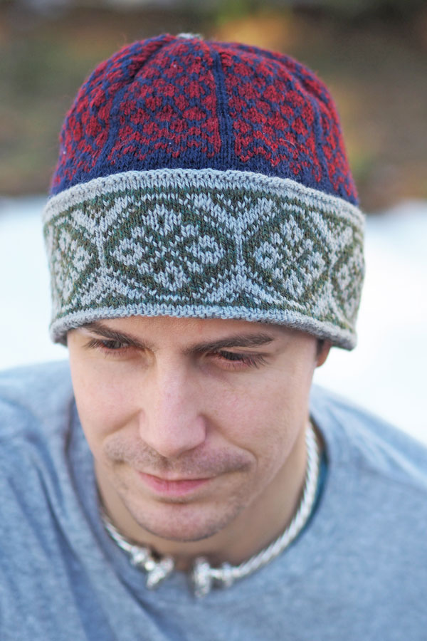 Adult large size hat in more muted colors
